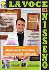 copertina giornale