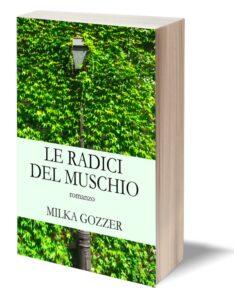 La copertina del romanzo di Milka Gozzer