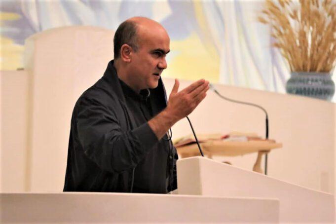 Monsignor Giuseppe La Placa vescovo