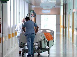 tre nuovi ricoveri in Malattie infettive
