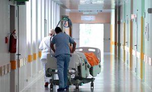 otto nuovi pazienti positivi
